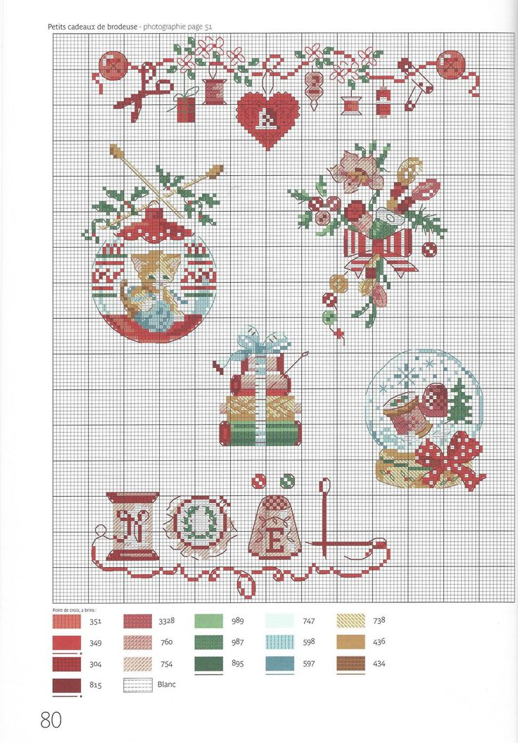17 best ideas about christmas cross stitches on pinterest christmas cross stitch patterns - Veronique enginger grille gratuite ...