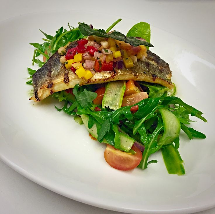 Sea Bass Chef's special of the day!