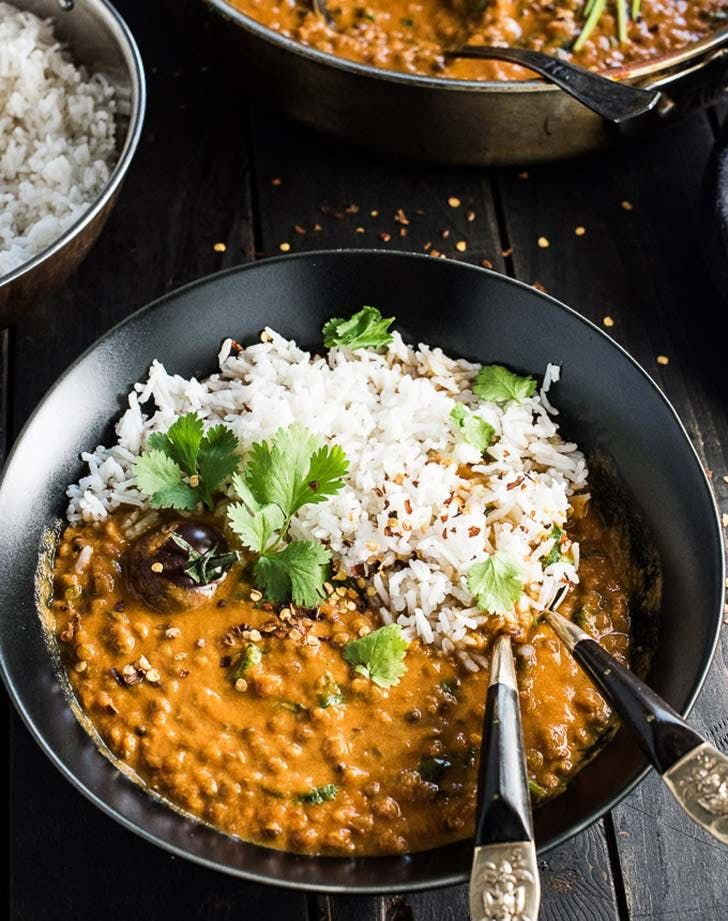 31 Indian Inspired Recipes To Try For Dinner Tonight Curry