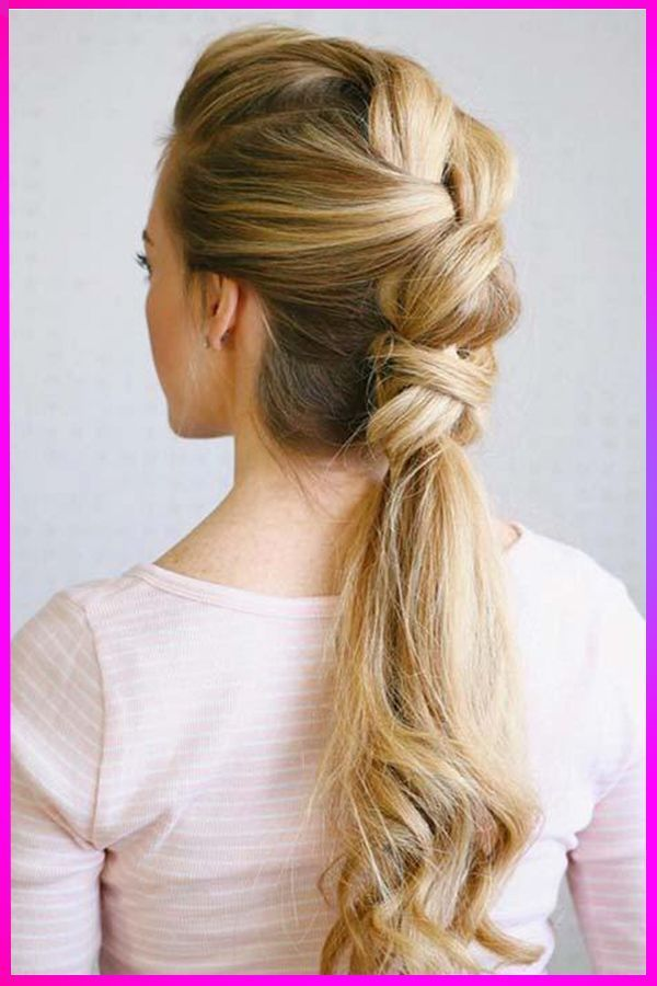 Most Up To Date Photos Ponytail Hairstyles For Round Face Style Summer Is Practically Around And Now You Re Ready To Get Prepared For Drop Time Together With A 2020