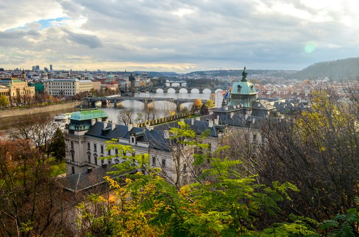 7 best spots to view Prague from above