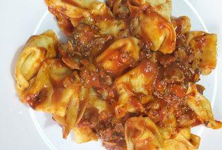 Denny Chef Blog: Tortellini al ragù di pecora