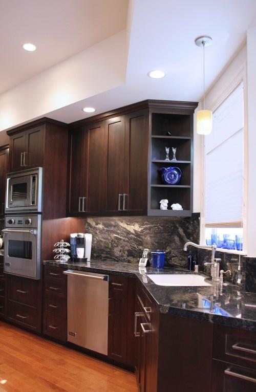 Dark Kitchen Remodel 127 best kitchen remodel images on pinterest | dark kitchens