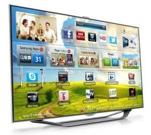 Smart tv, è più importante il divano o Internet?