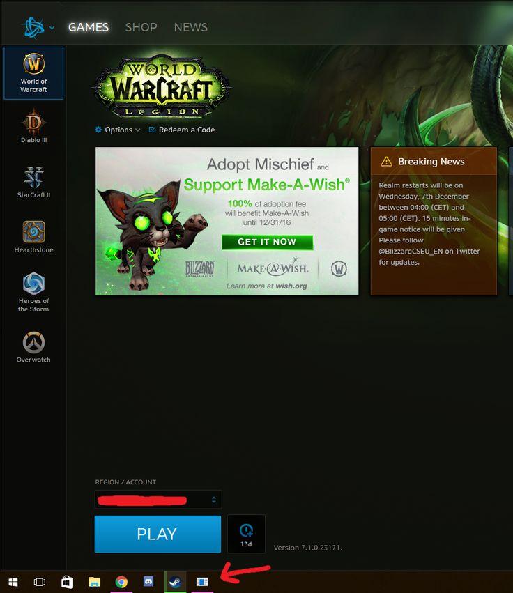 Anyone else's Battle.net client open on the taskbar like this? #worldofwarcraft #blizzard #Hearthstone #wow #Warcraft #BlizzardCS #gaming