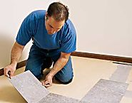How To Lay A Vinyl Tile Floor Part 86