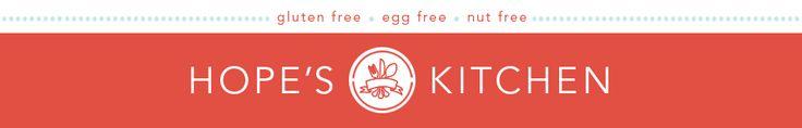 Restaurants with Allergy Info or Gluten Free Menus ~ Hopes Kitchen