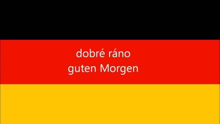 500 Německé Fráze Pro Začátečníky