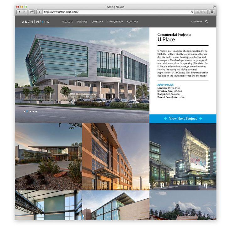 arch nexus web mock university place