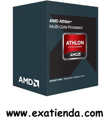Ya disponible Cpu AMD s fm2 x4 760k 3.8ghz box black edition    (por sólo 92.95 € IVA incluído):   -Socket soportado:AM2 -Cache: 4MB -Numero de nucleos: Multi-core -Conjunto de instrucciones: 64-bit -Velocidad de Reloj:3.8 GHz (4,10GHz turbo) -Bus del Sistema: ---- -Arquitectura: ---- -Intel Graphics: ---- -Formato: BOX Garantía de fabricante  http://www.exabyteinformatica.com/tienda/1683-cpu-amd-s-fm2-x4-760k-3-8ghz-box-black-edition #amd #exabyteinformatica