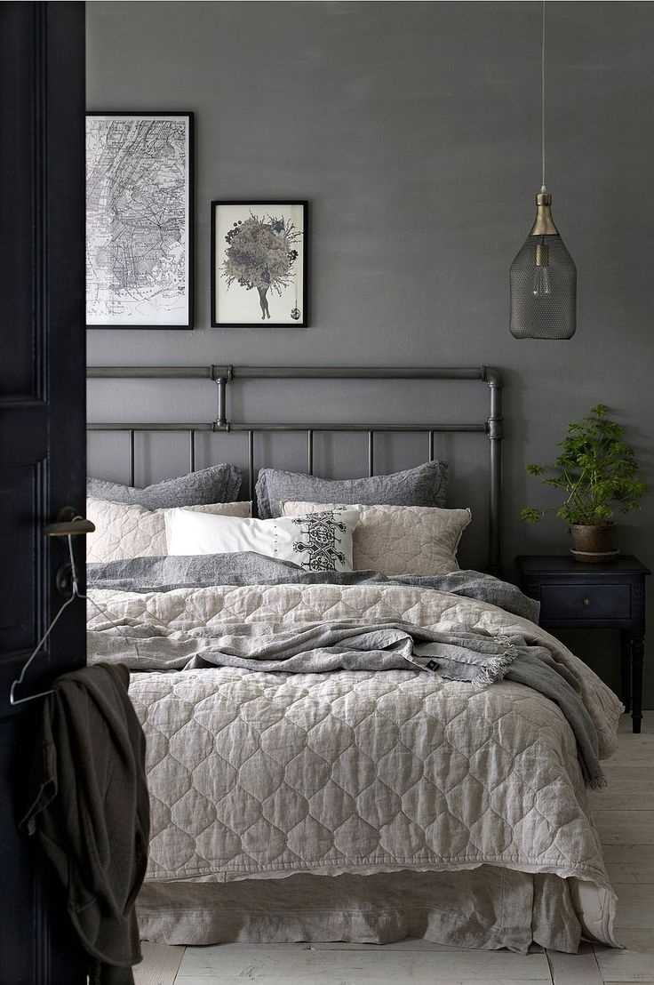 best 25+ dark grey bedrooms ideas on pinterest | charcoal paint