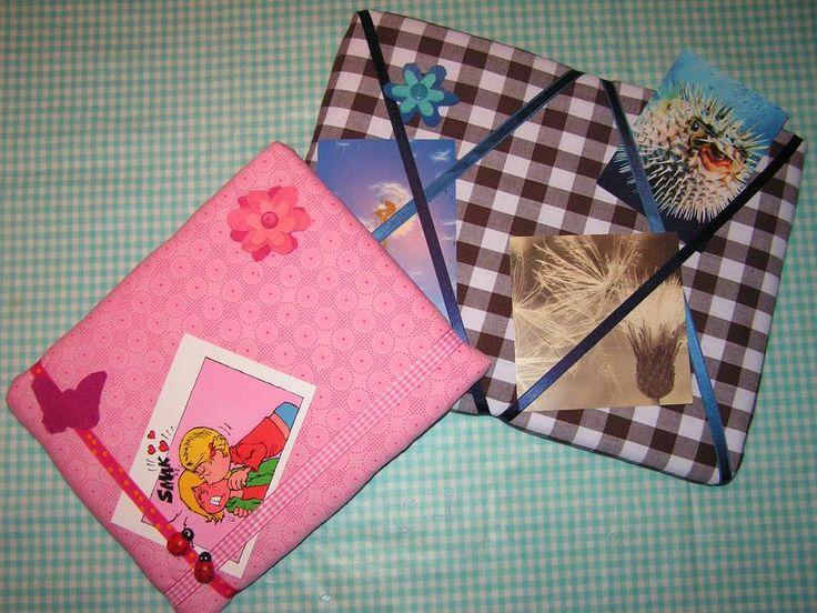 Knutselpakket om een leuk memobord te maken voor op de slaapkamer. Hier kun je helemaal je creativiteit in kwijt!