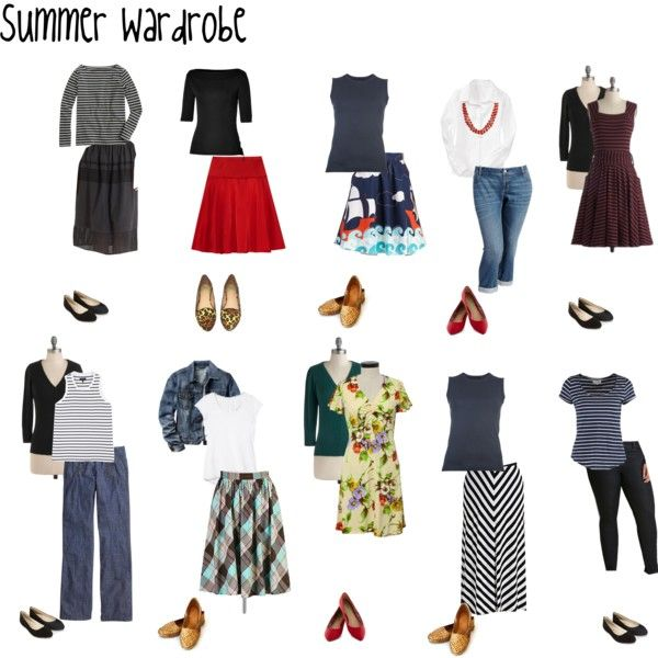 Plus Size Summer Wardrobe by laughinggirl-sf on Polyvore featuring Mode, Effie's Heart, J.Crew, Sofie D'hoore, Zalando, Ralph Lauren Black Label, rag & bone, Moon Collection, Athleta and Plenty by Tracy Reese