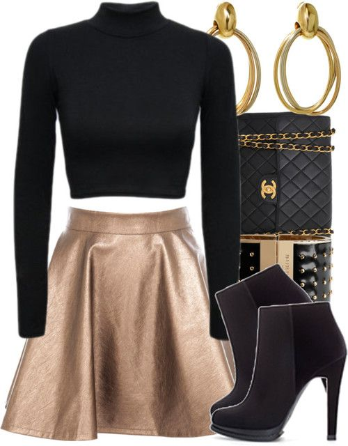#chanel #outfit