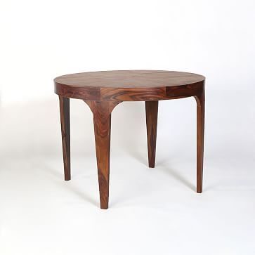 Aiden Wooden Dining Table #westelm