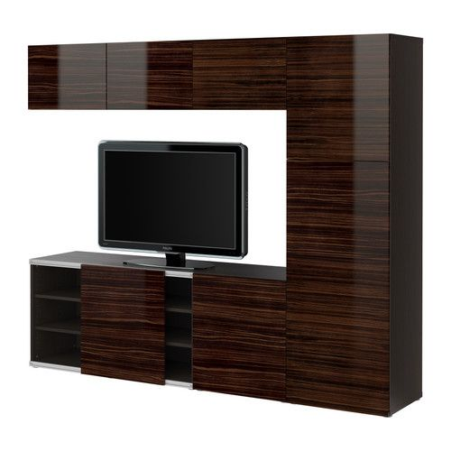 10 Best Images About Ikea Besta Tv Units On Pinterest