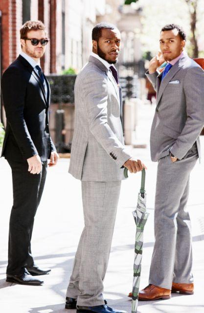 Tendance – Le groom se fait tailler un costard [Part 1]