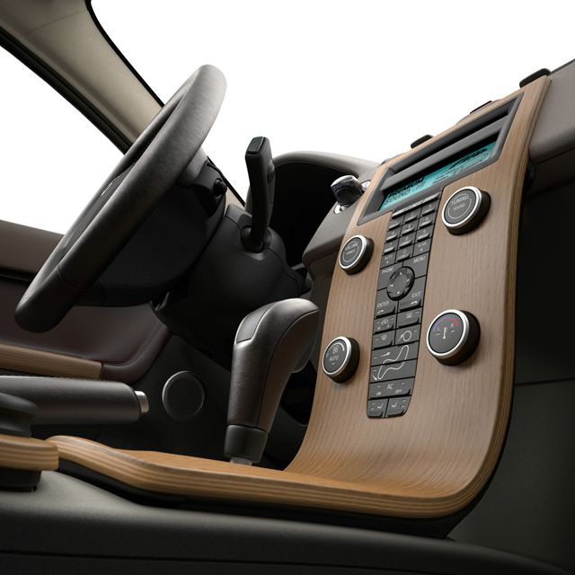 Volvo S40 Wood Dash
