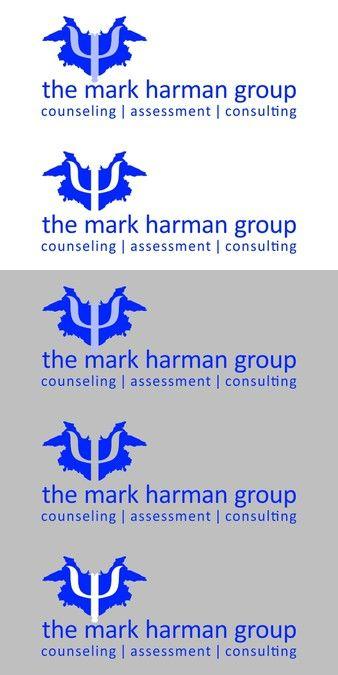 the mark harman group needs a new logo by J_Lahowetz