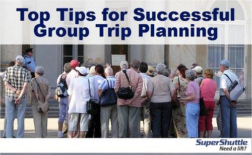[Blog] Tips for Successful Group Trip Planning #Travel