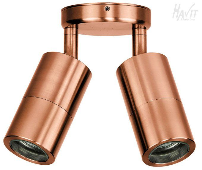 Havit Double adjustable solid copper spot light - Price: $327.00 AUD