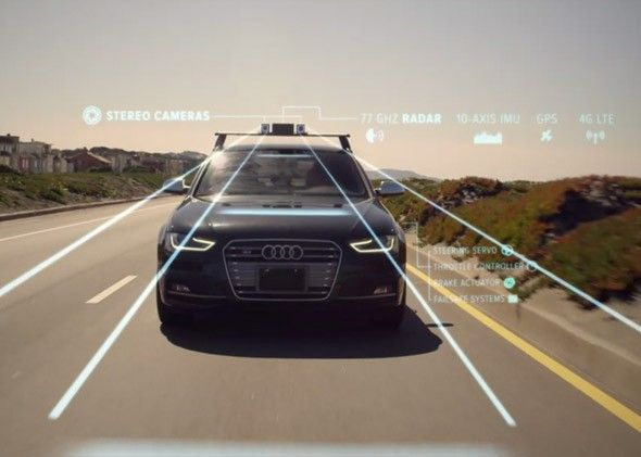 June 24 2014  A 7-Month-Old Startup Is Going to Win the Race to Sell Driverless Cars to Consumers  By Lily Hay Newman