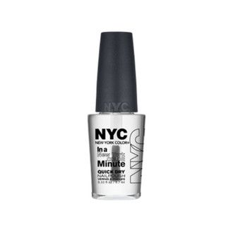 N.Y.C In A New York Minute Quick Dry Nail Polish, 202, Grand Central Station