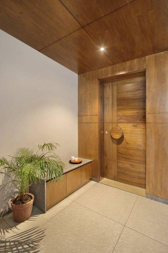 Contemporary Door Decor