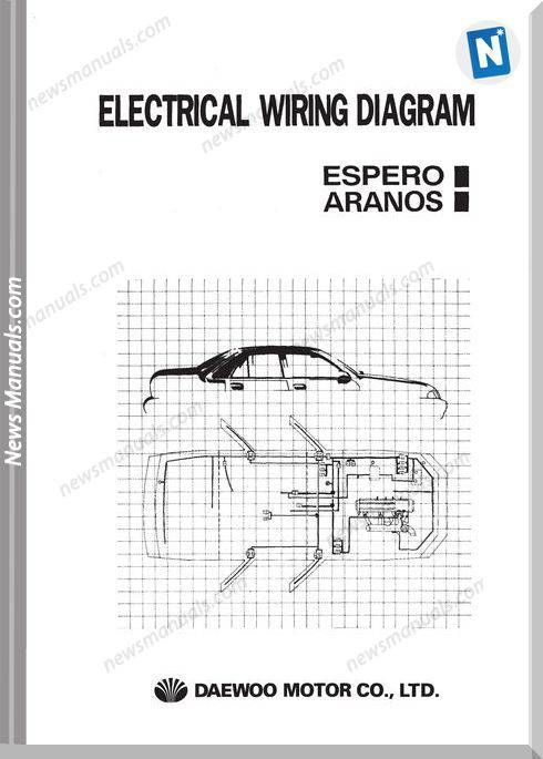 Daewoo Wiring Diagram - Wiring Diagram M2 on