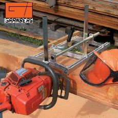 Review of the Granberg chainsaw mill G777! Best chainsaw mill for hobby woodworker!