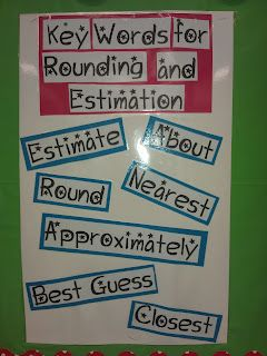 Need to add this to the addition, subtraction, multiply, and division key words…