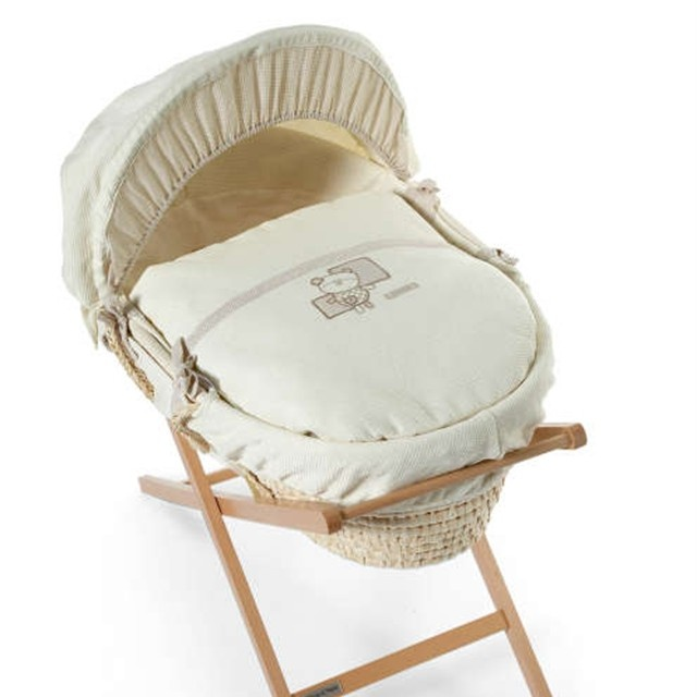 Mamas And Papas Moses Basket And Stand Mamas And Papas