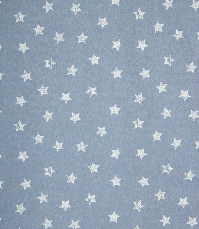 Cockerels Are Scattered All Over This Fabric Made From: Stars Are Scattered All Over This Fabric. Coordinates With