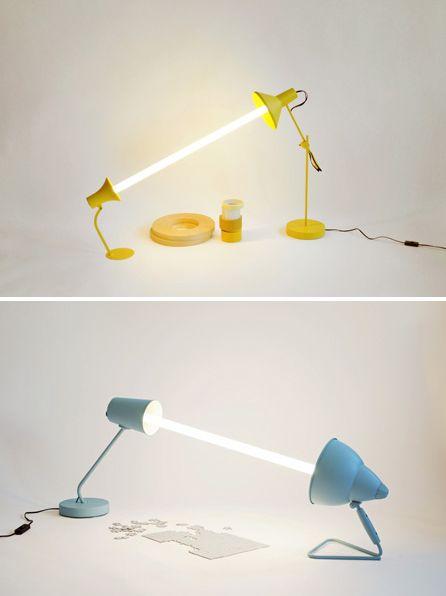 Long bulbs.