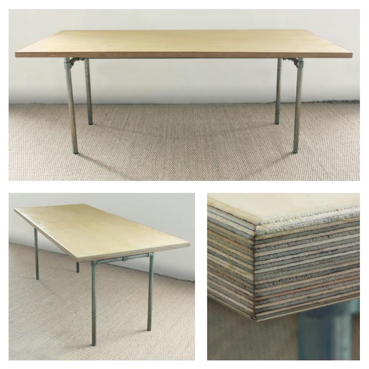 best 10+ plywood table ideas on pinterest | plywood, plywood desk