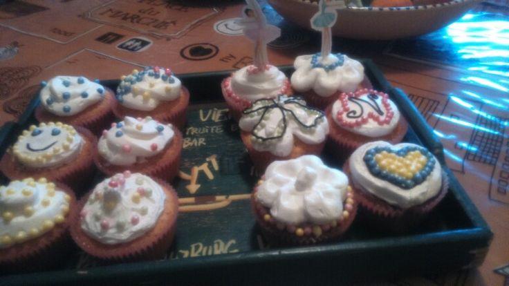 Cupcake per passare il tempo ❤