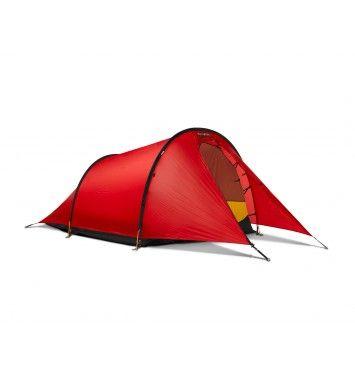 Hilleberg Anjan 2 Rødt - Telt, tarp og lavvo - Utstyr - Produkter