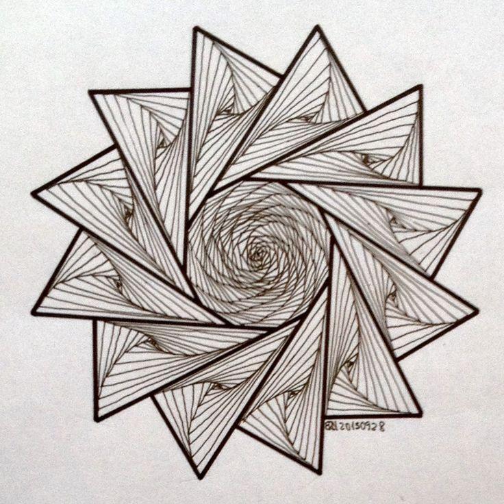 #hexagon #geometry #symmetry #pattern #evolution #string #art #mathart