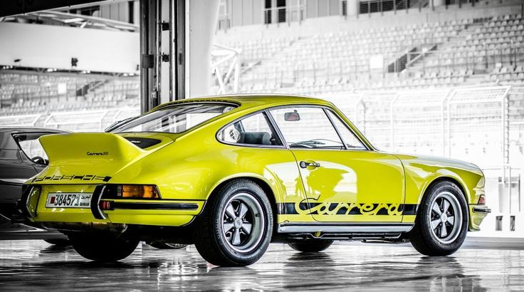 vintage #Porsche Carrera RS                                                                                                                                                                                 More