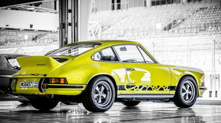 vintage #Porsche Carrera RS                                                                                                                                                                                 More