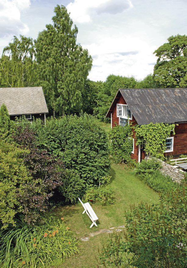 party barn...La maison d'Anna G.