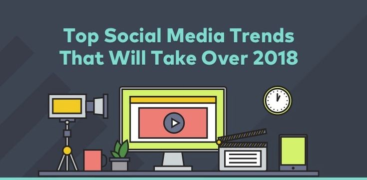 Top Social Media Trends That Will Take Over 2018 [Infographic]  ||  What's coming for social media marketing in 2018? This infographic looks at the latest trends data.  https://www.socialmediatoday.com/news/top-social-media-trends-that-will-take-over-2018-infographic/510796/?utm_campaign=crowdfire&utm_content=crowdfire&utm_medium=social&utm_source=pinterest