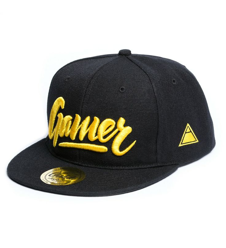 Orcbite- Gamer- Yellow via Orcbite - The Original Lifestylebrand for Athletes and Gamers. Click on the image to see more!