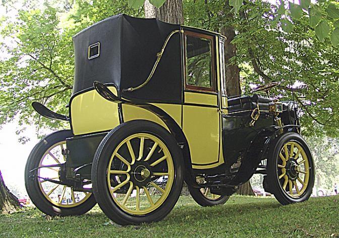 1904 Kreiger Electric Car