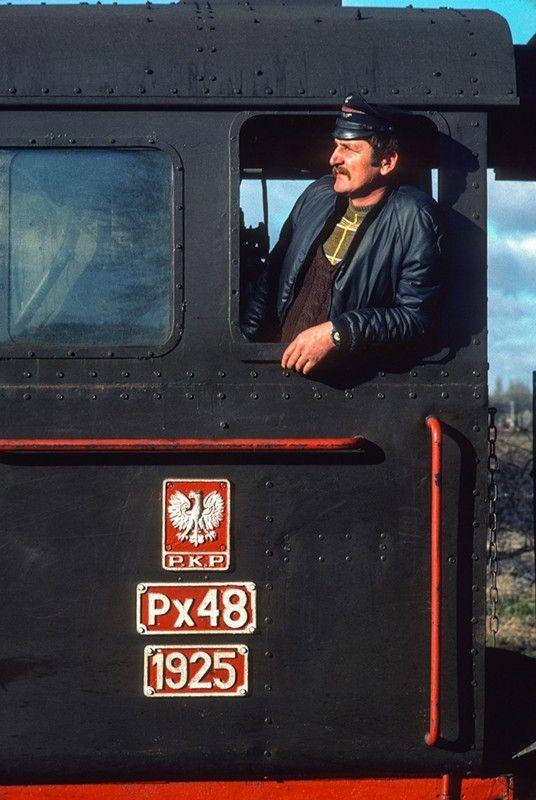 Kolej wąskotorowa, 1986