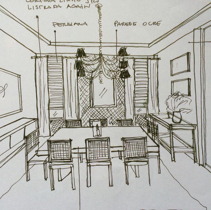 Dining room, sala de jantar