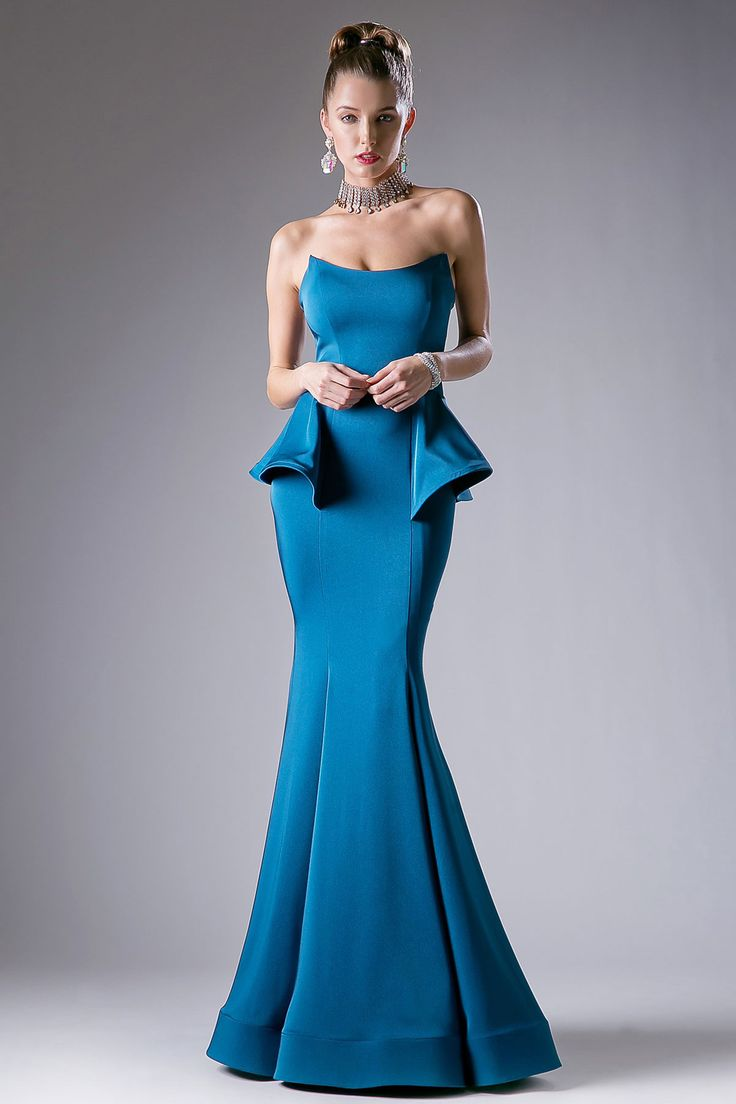 45 best Formal/Evening Gowns images on Pinterest | Formal evening ...