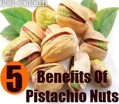 Top 8 Health Benefits Of Pistachio Nuts