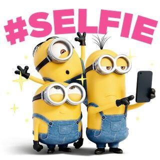 Minion selfie :-)