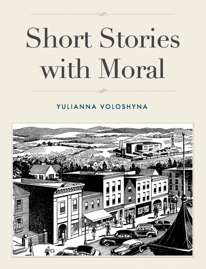 Short Stories with Moral Amazing book with short stories. Every parent should give to read this book to their kids. Highly recommend it!